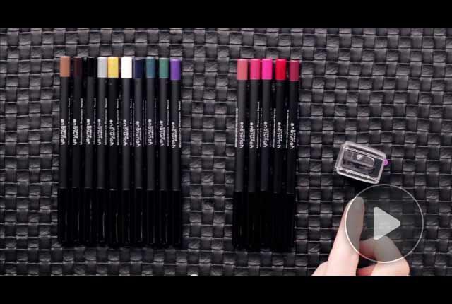 MoodstruckMoodstruck Precision Pencils