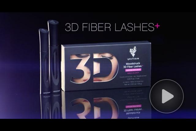 3D Fiber Lashes+